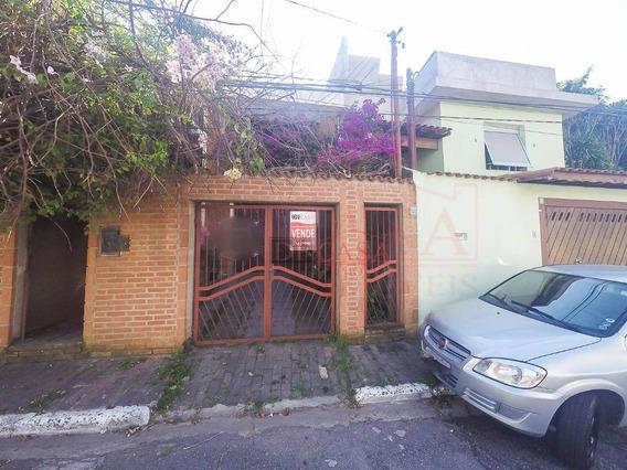 Casa Residencial À Venda, Vila Marieta, São Paulo. - Ca0374