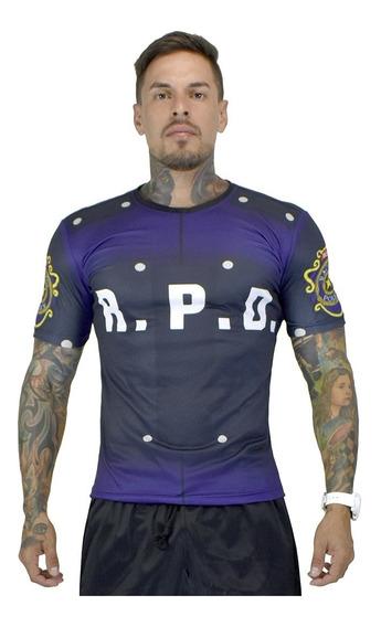 Camisa Camiseta Masculina Liga Da Justiça 3d Flash Reverso