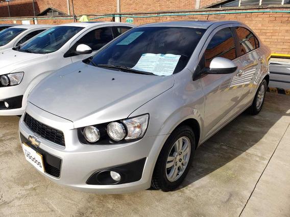 Chevrolet Sonic Lt 1.6 Mt 2015 Urx486