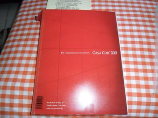 Revista Decoração Casa Cor 2001