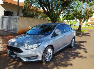 Ford Focus 2.0 Se Flex Powershift 4p 2017