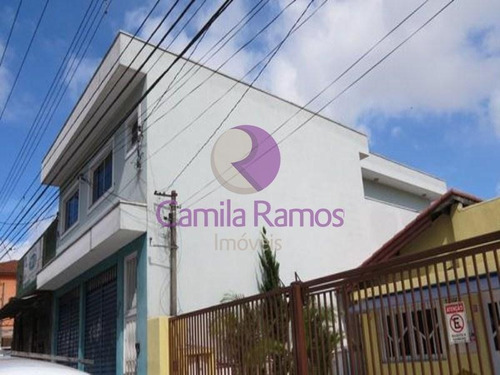 Sobrado Residencial À Venda, Centro De  Suzano/sp. - So0189 - 68322245