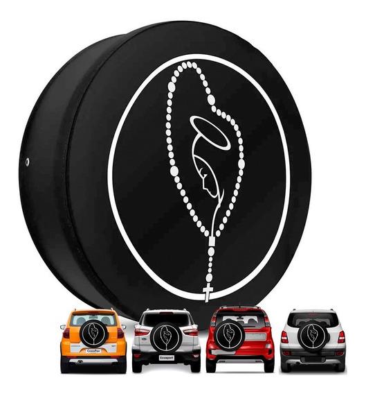 Capa De Estepe Nossa Senhora Ecosport Crossfox Aircross Spin