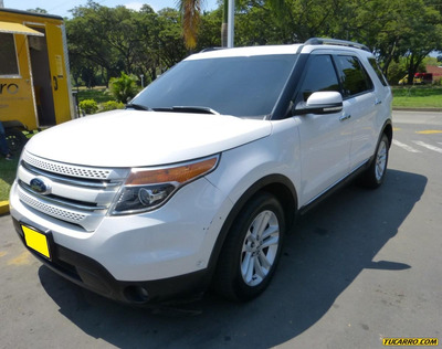 Ford Explorer Limited At 3500cc 4x4 Blindado