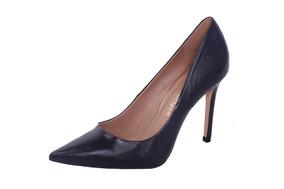 eeb5bfa37d Sapato Scarpin Ouro Velho - Sapatos Preto no Mercado Livre Brasil