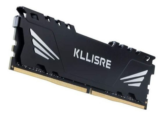 Memória Kllisre Ddr4 8gb 2400 Mhz Pc4 19200 Cl17 Lacrado