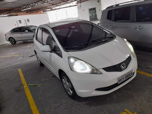 Honda Fit 2012 1.4 Lx Flex 5p