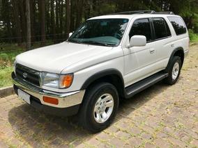 Toyota Sw4 3.4 V6 4x4 Autom. / Gasolina/ Impecável/ Raridade