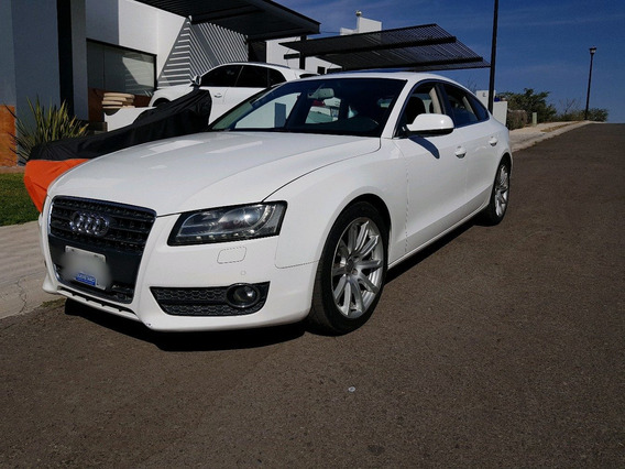 Audi A5 2.0 Luxury Turbo S Tronic Quattro Dsg 2010