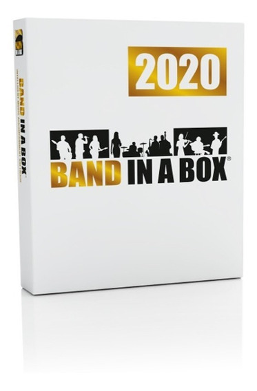 Band-in-a-box 2020 Para Windows