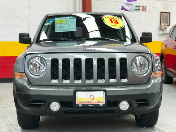 Jeep Patriot 2013 (mexcar)