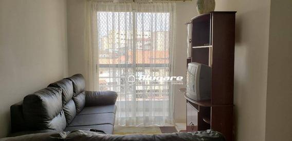 Apartamento Com 2 Dormitórios Para Alugar, 56 M² Por R$ 1.250/mês - Macedo - Guarulhos/sp - Ap2646