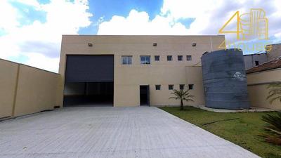 Ipiranga - Galpão Terreno 2.600 M² Área Construída 2.200m² Na Rua General Eugênio De Mello Para Venda Ou Locação. - Ga0087