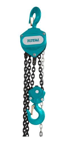 Diferencial Total Tools/3 Ton/3m Cadena/25,5kg Peso