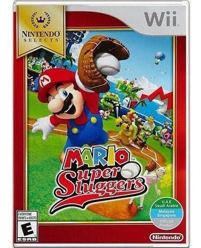 Mario Super Sluggers Original Oferta! Loja Campinas