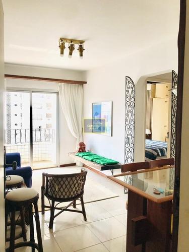 Imagem 1 de 15 de Apartamento Mobiliado Para Locação Próximo À Avenida Paulista - Eb85442