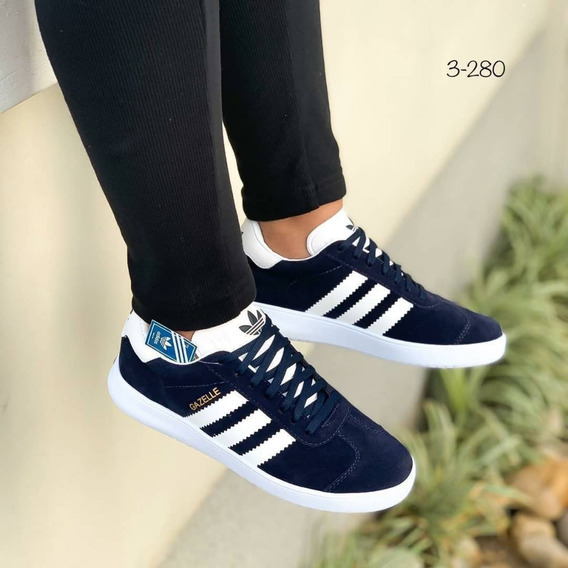 Zapatos Deportivos adidas Gazelle Unisex