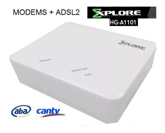Modems Explorer Adsl2 Tp-link 8616 Aba Para Cantv