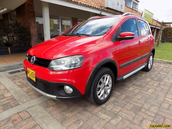 Volkswagen Crossfox 1.6cc Mt Aa