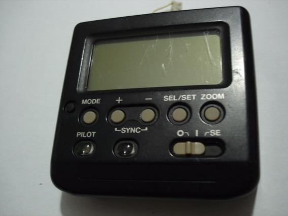 Lcd Com Gabinete Flash Canon 540 Ez Usado