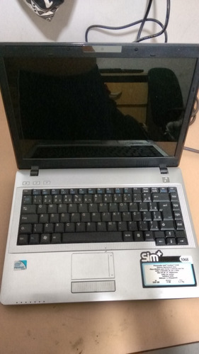 Notebook Positivo Sim+ 1068