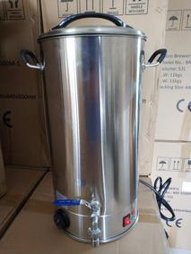 Panela Elétrica Single Vessel Cerveja Artesanal 18 Litros