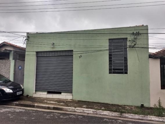 Galpão À Venda, 150 M² Por R$ 470.000 - Veleiros - São Paulo/sp - Ga0006
