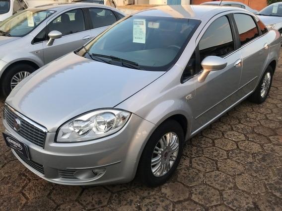 Fiat Linea 1.9 Mpi Hlx 16v Flex 4p Automatizado 2009/2010