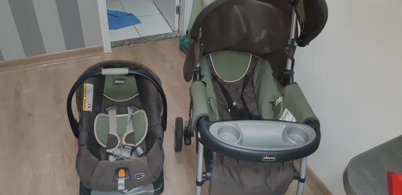 Carrinho E Bebê Conforto Chicco Keyfit 30