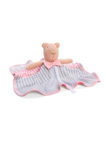 Naninha Urso Hug - Pedacinho Do Céu Rosa