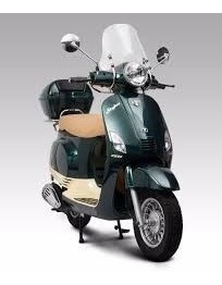Pechera Interna Zanella Exclusive 150 Z3 - Rg Motos