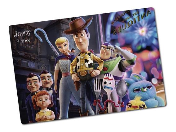 30 Individual Toy Story Mantel Personalizado Souvenir 32x23