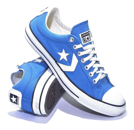 Zapatillas Converse Modelo Star Player Ox - (131656)