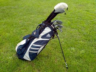 Set Palos De Golf Completo Con Bolsa