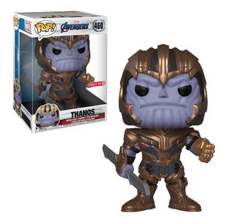 Funko Pop Thanos 460 Marvel Avengers 26 Cm - Minijuegos