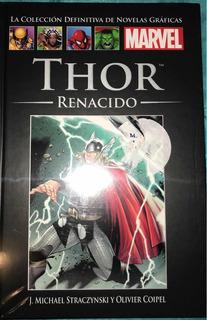 Colección Marvel Salvat: Thor Renacido