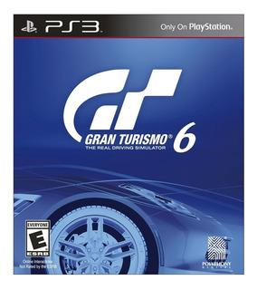 Gran Turismo 6 Digital Ps3 Neogamez