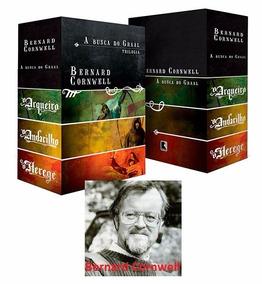 Livro - Box A Busca Do Graal (3 Volumes) - Edição Econômica