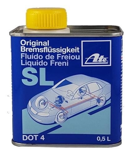 Imagem 1 de 3 de Fluído De Freio Ate Dot 4 500ml Original Para Hyundai I30 1.