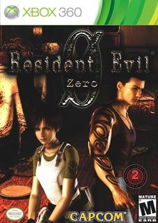 Resident Evil Zero Hd /xbox 360 (bo3 Gta Fifa)