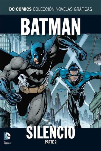 Dc Comics Novelas Gráficas - Batman: Silencio, Parte 2