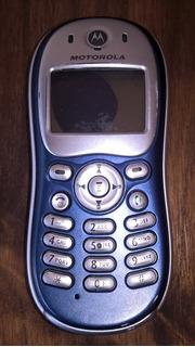 Motorola C332 Celular A Reparar Cambiar Display.
