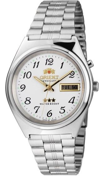 Relógio Orient Masculino 469wb1a B2sx Clássico Automático