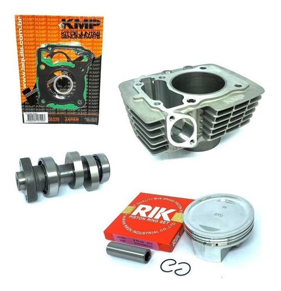 Kit Competição Cg 150 Bros 190cc Completo Kmp Premium