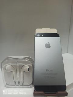 Apple iPhone 5s 32gb Cinza + Fone De Ouvido
