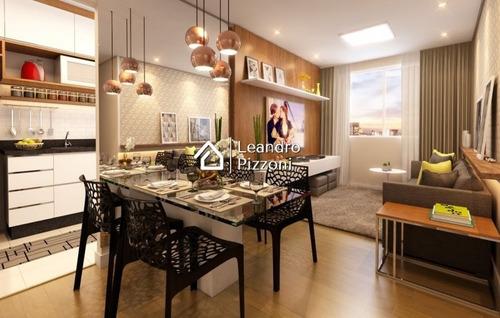 Residencial Conviva 2 Itaqua 2 Dorm. 46,39m2 - Apartamento A Venda No Bairro Jardim Cristiano - Itaquaquecetuba, Sp - Conviva-2-4639