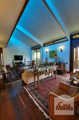 Casa À Venda No Mangabeiras - Código 317611 - 317611