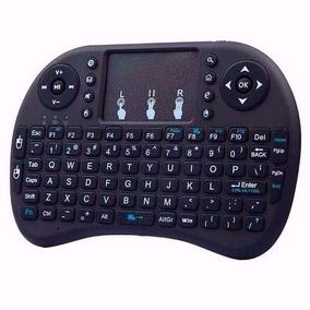 Teclado Sem Fio Wireless Touch Universal Tv Box Ps3