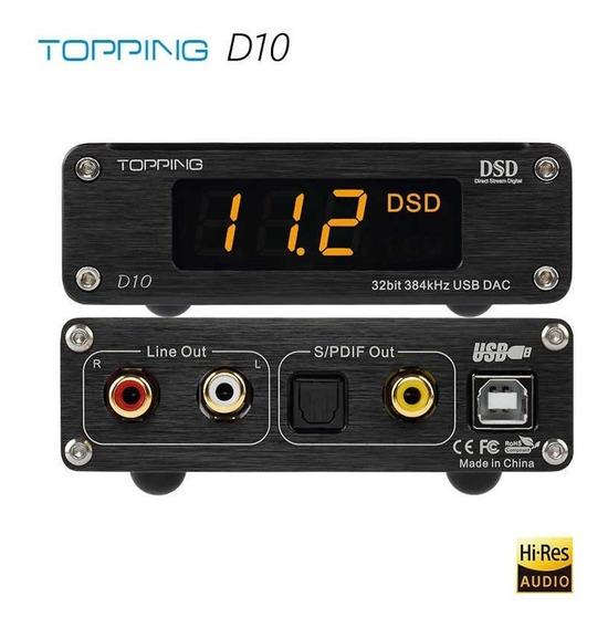 Dac Topping D10