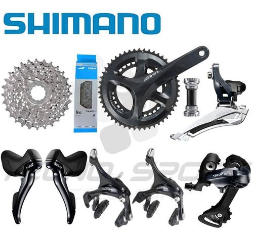 Grupo Shimano Sora 9 Velocidades Kit Bicicleta Ruta Oferta